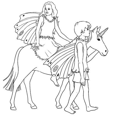 coloriage princesse prince licorne teenzstore