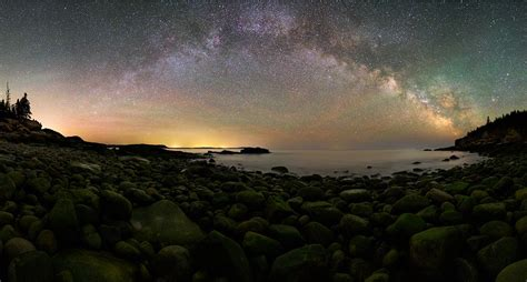 Photo Adam Woodworth Landscape Astrophotography With The