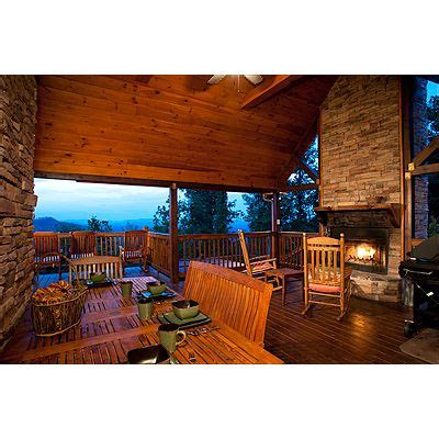 escape to blue ridge cabins 18 best images about outdoor fireplaces on