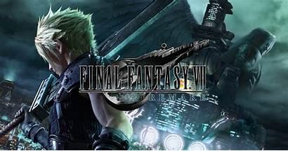 Remake Enix Square Ffvii Fantasy Final Vii