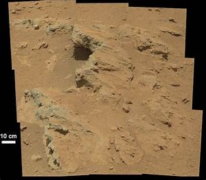 NASA says Curiosity rover finds evidence of water on Mars ...