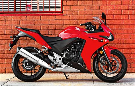 Honda Cbr500r Picture by 2013 Honda Cbr500r Cb500f Cb500x Pictures Price Features