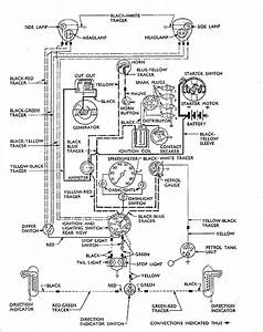 129  Wiring Diagram Anglia 3 Brush Dynamo Pre 1953