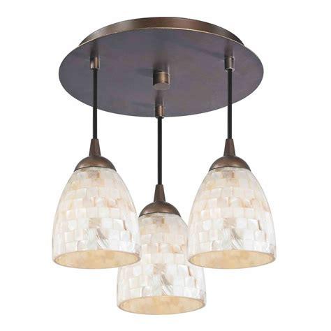 bronze flush ceiling light 3 light semi flush ceiling light in bronze finish bronze