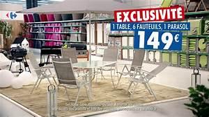 Mobilier Jardin Carrefour : mobilier de jardin rona exclusivit carrefour youtube ~ Teatrodelosmanantiales.com Idées de Décoration