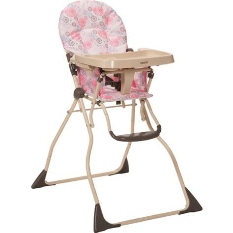 cosco slim fold high chair cosco slim fold high chair casey walmart