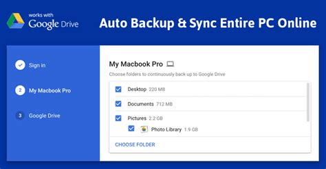 How To Use, Backup And Sync With