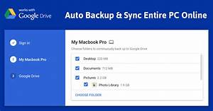 google39s new tool lets you easily backup sync your With sync documents google drive