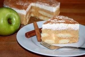 Kleine Kuchen Backen : kleine apfeltorte ohne backen rezept lecker lecker pinterest backen kuchen ~ Orissabook.com Haus und Dekorationen