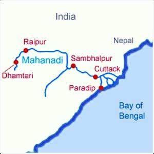 Geography of Raipur, Climate of Raipur, Rivers in Raipur