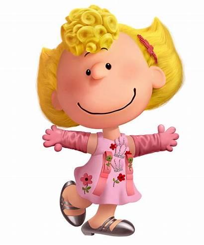Peanuts Characters Sally Brown Snoopy Charlie Gang