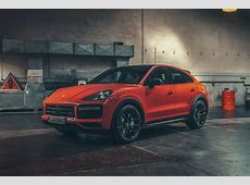 Porsche Cayenne Coupe officially revealed Carbuyer