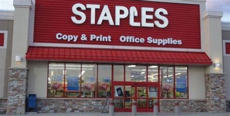Office Supplies Retailer Staples Explores Sale Source