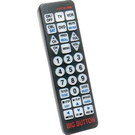 big button universal remote 42283430