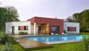 Sweet Home 3d Sans Telechargement : plan de maison contemporaine alexandrite plan maison gratuit ~ Premium-room.com Idées de Décoration