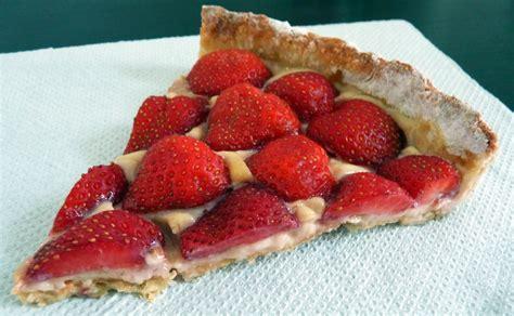 tarte aux fraises cook box