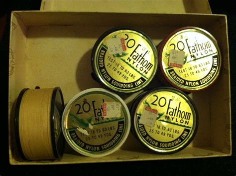 monofilament fluorocarbon  braided lines compared
