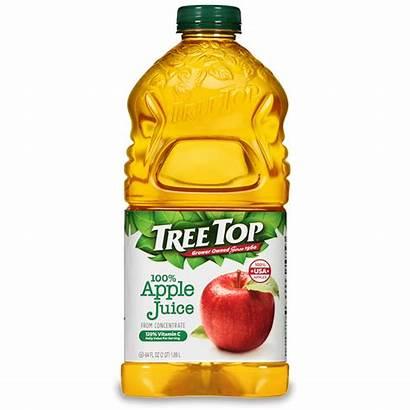 Juice Apple Tree Cider Treetop 64oz Bottle