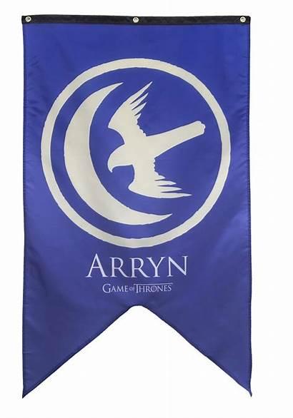 Banner Arryn Sigil Thrones 30x50 Fun