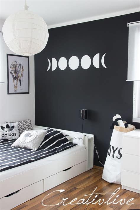 Schlafzimmer Schwarze Wände by Schwarze Wand Creativlive Diy Schwarze W 228 Nde W 228 Nde
