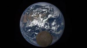 Moon photobombs Earth again in new NASA image! | The ...
