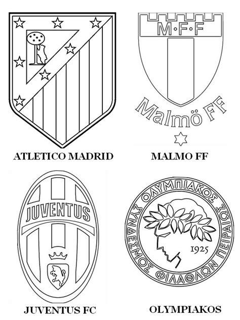 Dortmund Kleurplaat by Coloriage Atletico Madrid Bi33 Jornalagora