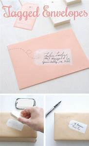 cute tagged envelopes 17 diy stationery projects that With letter stationery and envelopes