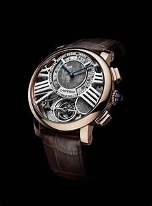 Neue Uhr Cartier Rotonde De Cartier Earth And Moon
