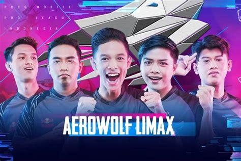 aerowolf limax juara pmpl indonesia season