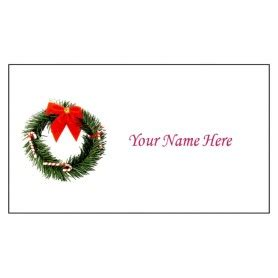 avery template  microsoft word small tent card