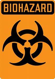 Biohazard Symbol Designs Biohazard Symbol Pics Clipart Best