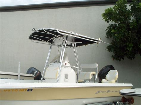 Bay Boat T Top Accessories by Bay Stealth T Tops For Center Consoles Photo Gallery
