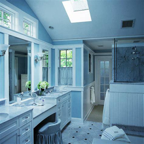 Modern Bathroom Ideas Blue by Blue Bathroom Design Ideas Better Homes Gardens