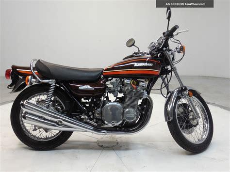 Vintage Kawasaki by 1975 Kawasaki Z1 900 Vintage Motorcycle Condition Eye