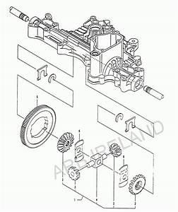 Diff Gear Set Kit Tuff Torq Differential Transaxle Gearbox K55 Fits Westwood Countax Mowers