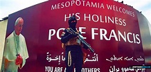FALSE PROPHET POPE FRANCIS ARRIVES TRIUMPHANTLY IN IRAQ TO ...