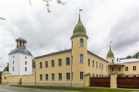 Krustpils Castle - Latvia - Blog about interesting places