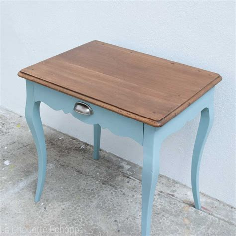 bureaux vintage bout de canapé ou bureau enfant vintage rénové et actualisé