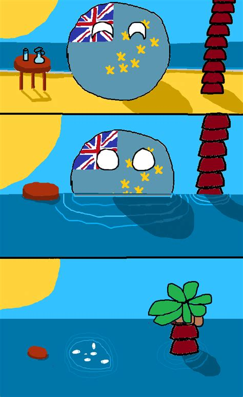 tuvalu that sinking feeling tuvalu that sinking feeling polandball