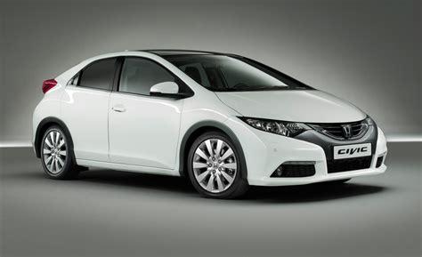 New European Honda Civic Debuts At Frankfurt Auto Show