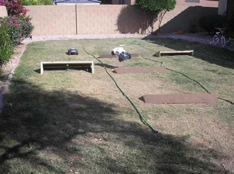 Backyard Rc Track Ideas by Backyard Quot Quot Track R C Tech Forums