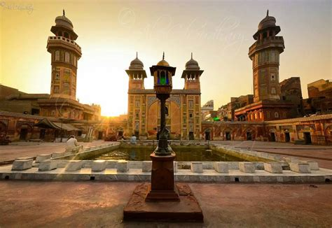 walled city  lahore pakistan beautiful places