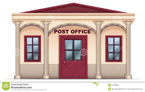 bureau post it free post office clipart clipartxtras