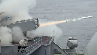 Raytheon Evolved Sea Sparrow Missile
