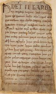 beowulf wikipedia With 100 documents that changed the world