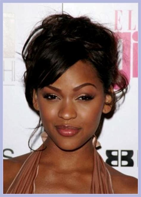 Hairstyles For Black With Hair by Best Hairstyles For Medium Length Hair For Black