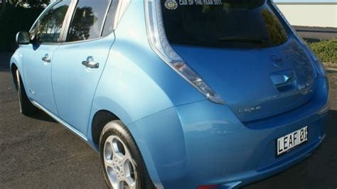 nissan leaf  review aa  zealand