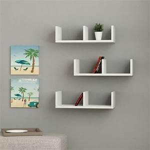 étagères Murales Ikea : etagere murale couleur wenge ikea ~ Teatrodelosmanantiales.com Idées de Décoration