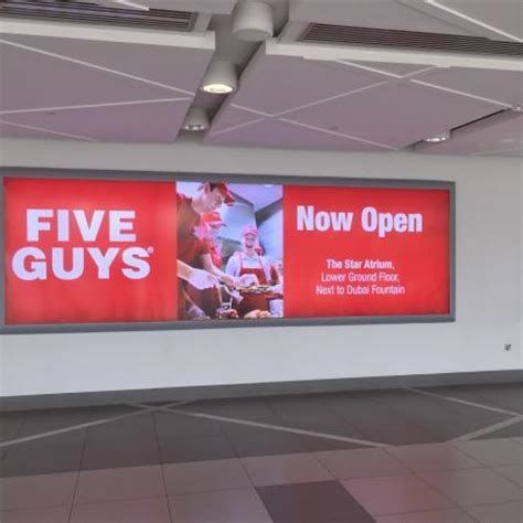 five guys phone number five guys burgers and fries dubai financial centre st