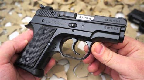 CZ 2075 Rami CZ75 Sub Compact 9mm Pocket Pistol Review ...